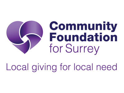Graphic for community foundation for surrey